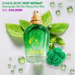 CHARME SECRET MINT EXTRACT 30ML